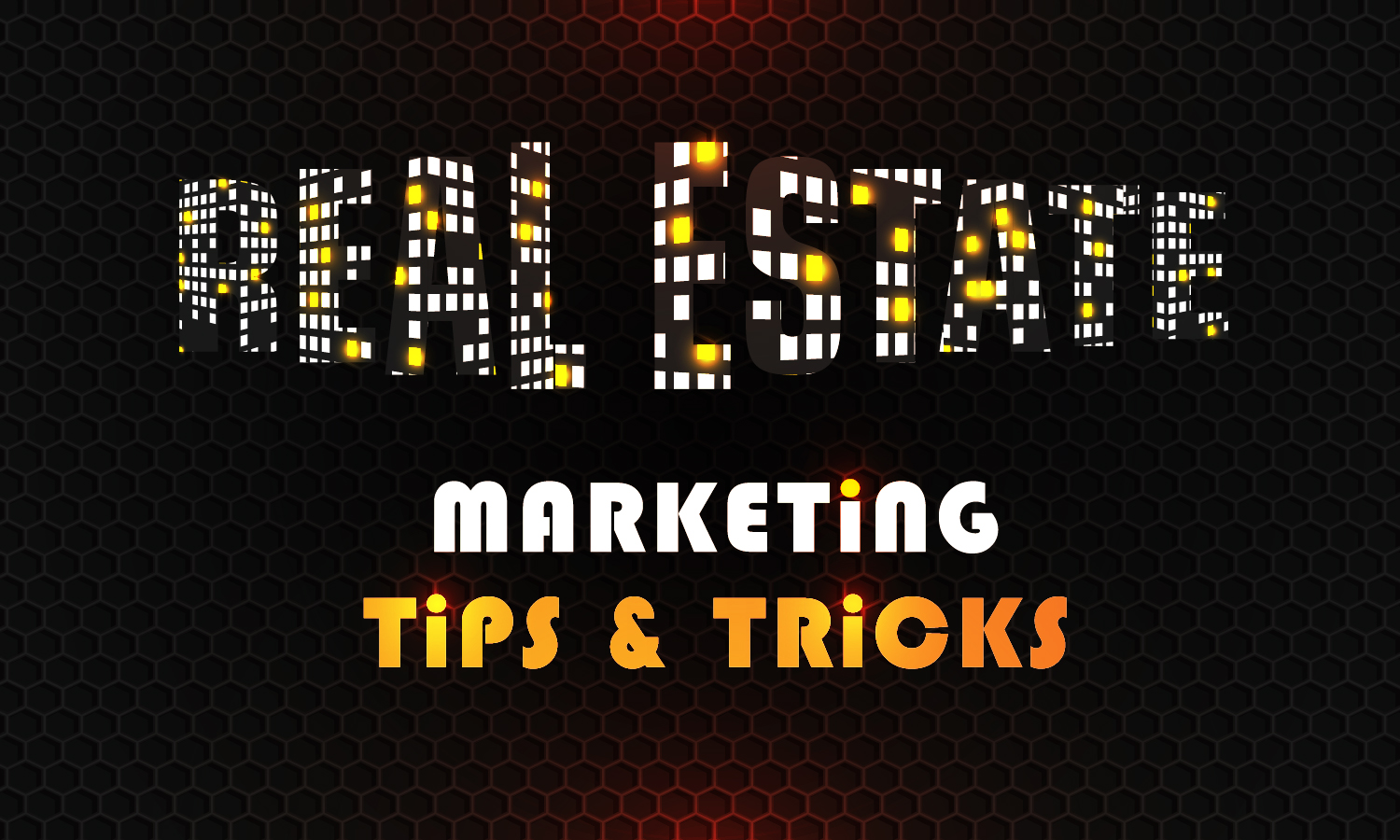 realestate marketing tips