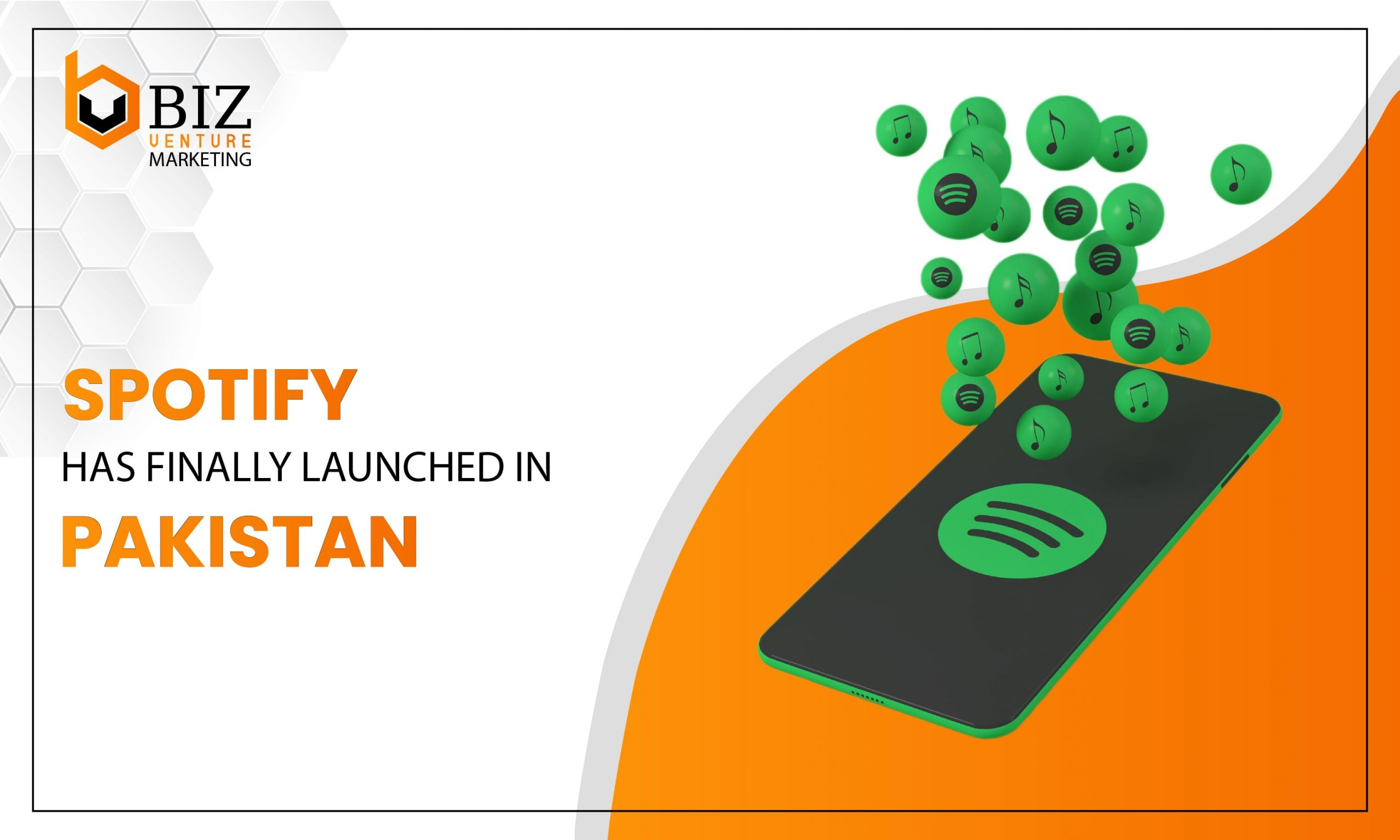Spotify launched in Pakistan